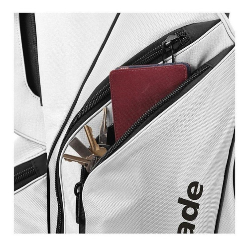 kaddygolf bolsa golf taylormade carro supreme 15div - 3