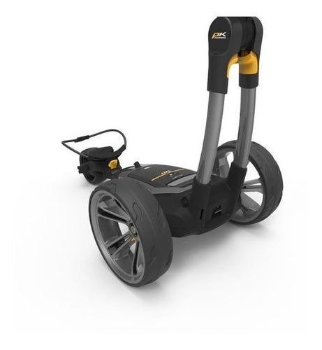kaddygolf carro eléctrico golf powakaddy uk ct6 + plegable