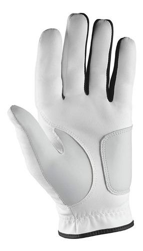 kaddygolf - guante golf wilson grip soft - hombre - nuevo