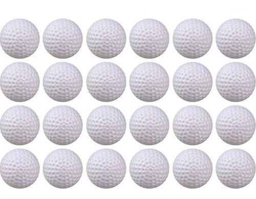 kaddygolf pelotas golf lisa practica indoor poco vuelo x 9