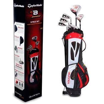 kaddygolf set golf junior taylormade nuevo full 9 a 12 años