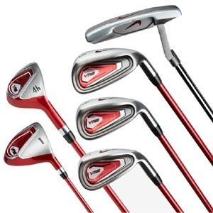 kaddygolf set golf nke junior nuevo full 9 a 12 años