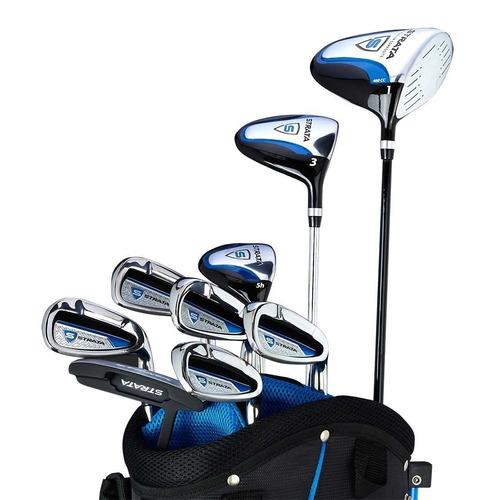 kaddygolf set palos golf strata callaway nuevo hombre