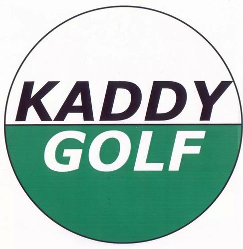 kaddygolf set putter completo para regalo estuche cuerina