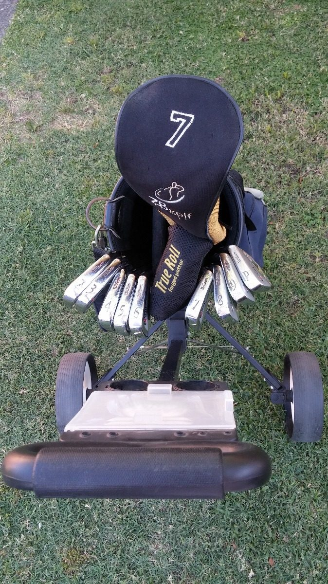 0b5d52ea7e4ee kaddygolf tommy armour (usa) + set palos wilson progressive. Cargando zoom.