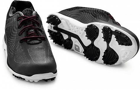 kaddygolf zapatillas golf footjoy empower dama gris oscuro
