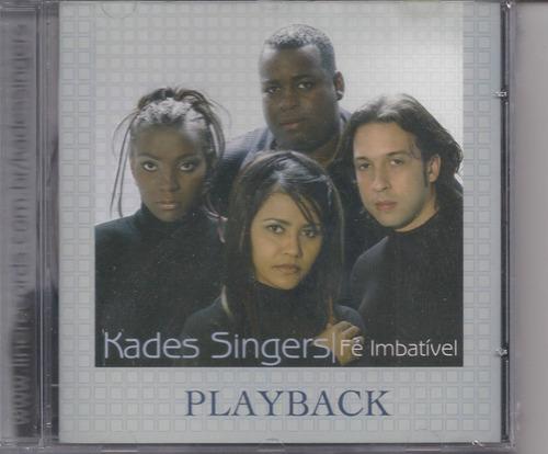 kades singers fé imbatível playback lacrado