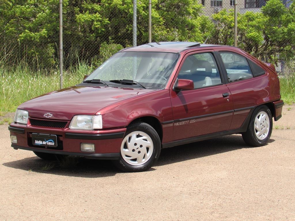 Chevrolet Kadett em So Paulo - Usados e Seminovos Webmotors 9