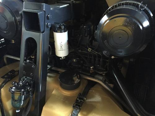 kaeser m57 compresor portatil capacidad 210pcm motor kubota