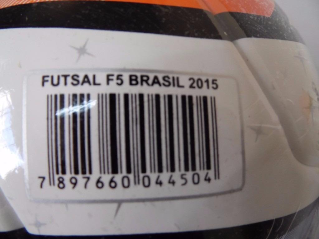 Carregando zoom... bola futsal kagiva f5 pro brasil 2016 - liga futsal  pulista 61ad88145aad0