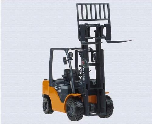 kaidiwei montacarga elevación escala 1.20 horquilla maquina