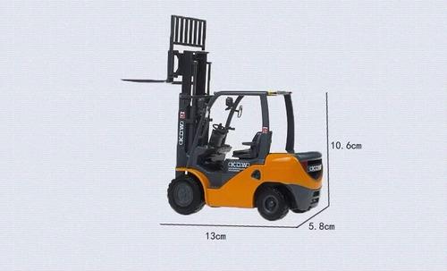 kaidiwei montacargas elevación escala 1.20 horquilla maquina