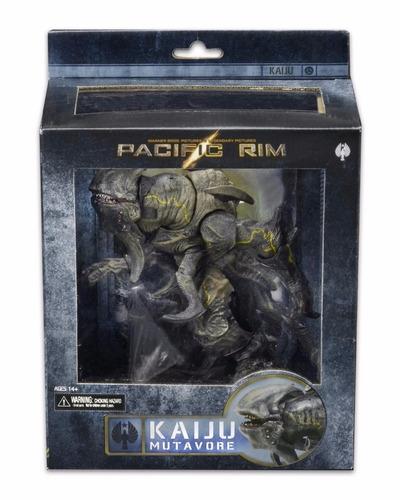 kaiju mutavore deluxe - pacific rim - neca