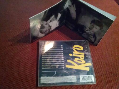 kairo cd libres con booklet muy cuidado