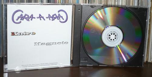 kairo & magneto cd cara a cara