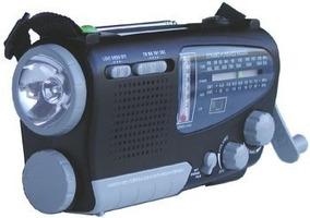 KA006 Kaito Emergency Am//fm Radio with Flashlight