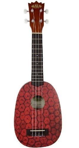 kala ka-pss mahogany soprano pineapple ukulele importado