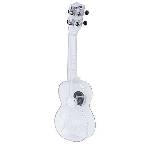 kala mk-swt / clear makala composite soprano ukulele b34