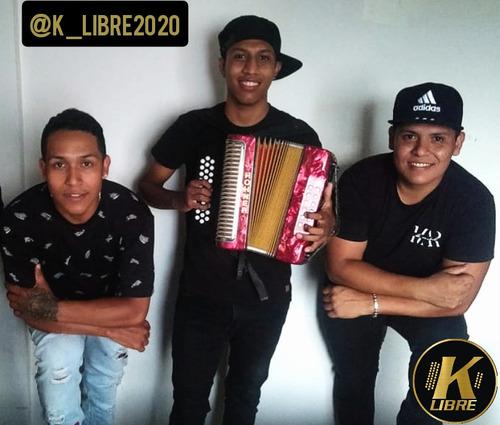 kalibre grupo de vallenato en vivo