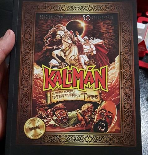kalimán, colección completa de e-comics, comics digitales