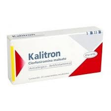 kalitron simple 4  mg x 20  grageas