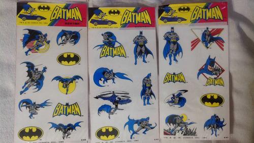 kalkitos de batman (5 paqueticos por 300000bs)