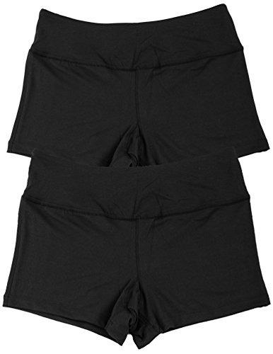 kalon ropa pantalones cortos de yoga ligero pantalones...