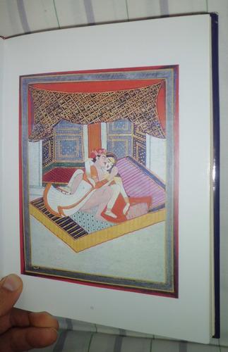 kama sutra & ananga ranga - tapa dura, ilustrado