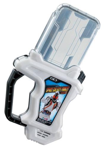 kamen rider ex-ayuda dx space galaxy fourze + envio gratis