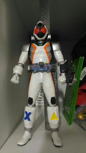 kamen rider fourze big vinyl banpresto boneco figura 26cm