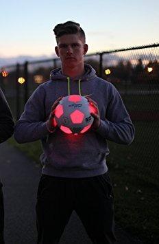 kan jam illuminate ultra-brillante de luz led glow-up del