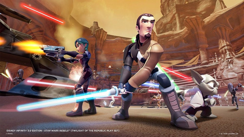 kanan jarrus - disney infinity 3.0 edition: star wars