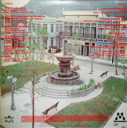 kananga do japão lp 1989 trilha sonora novela nacional 13675