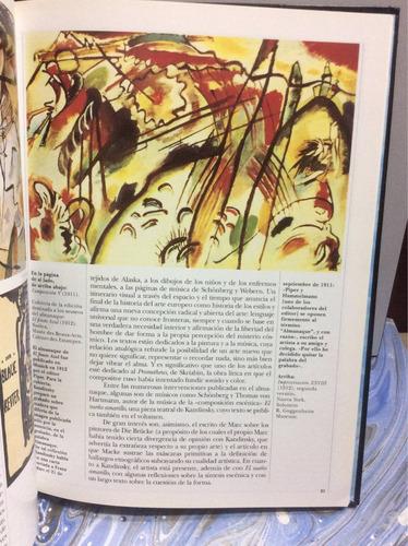 kandinsky. impresionismo e inicios de pintura moderna. arte