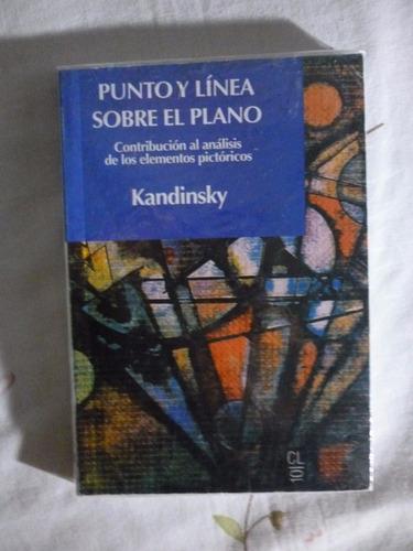 kandinsky, punto y linea sobre el plano