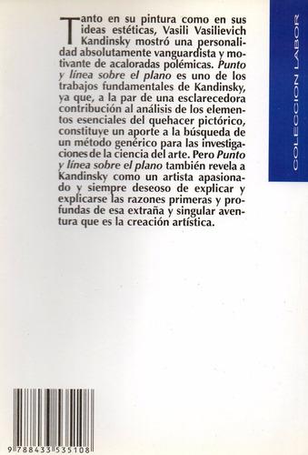 kandinsky punto y linea sobre el plano totalmente nuevo