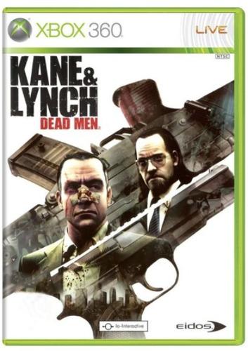 kane & lynch  original frete r$12 xbox 360