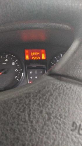 kangoo 15/16 33750 km - unico dono. estado zero s/ ar s/ dir