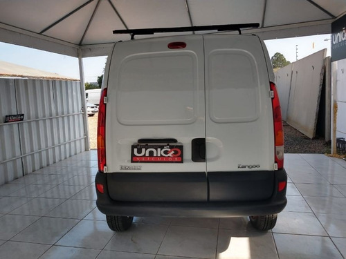 kangoo 1.6 express ano 2012/2013