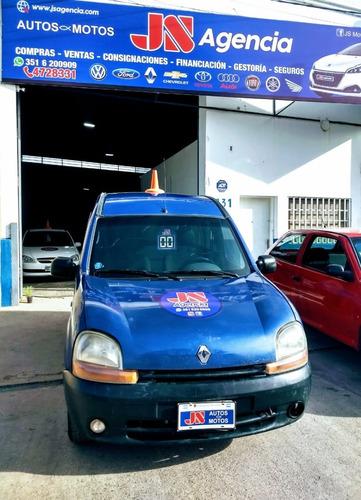 kangoo 2000 diesel 1.9 vidriada 1 pta lat.