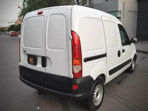 kangoo  furgon con  gnc , entrega y cuotas ,recibo menor !!