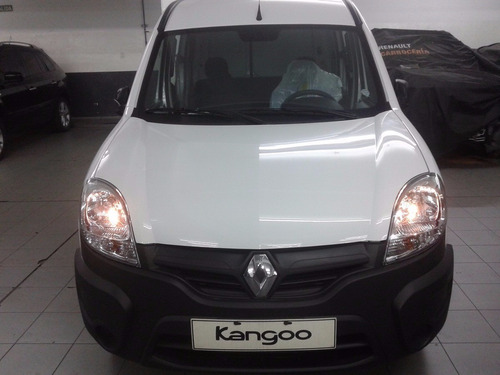 kangoo furgon financiada, entrega usado como anticipo!!!