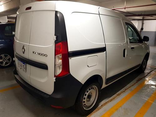 kangoo furgon renault entrega pactada con o sin anticipo aga