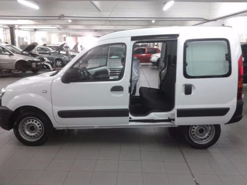 kangoo furgon y familiar vendo, financio o permuto!!!