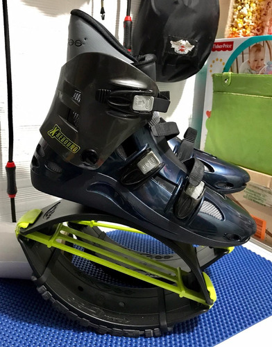 kangoo jumps, poco uso, originales, botas para saltar origin