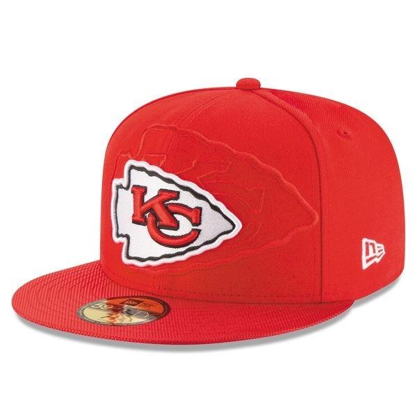 f04b901833b3f Kansas City Chiefs Gorra Official New Era 59fifty -   749.00 en ...