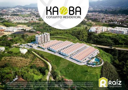 kaoba conjunto residencial de casas y apartamentos