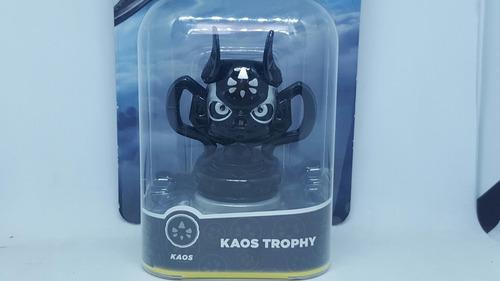 kaos trophy skylanders superchargers nuevo sellado original