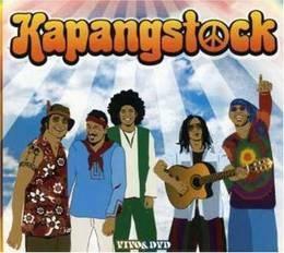 kapanga kapangstock cd + dvd nuevo