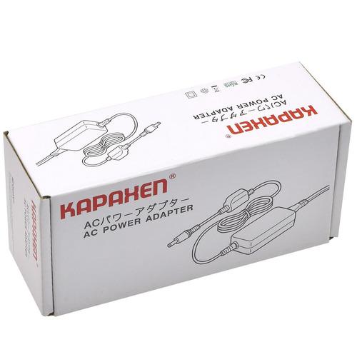 kapaxen eh-67 reemplazo de adaptador de corriente ca para ni